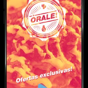 desarrollo de aplicaciones móviles agencia de pizzeria