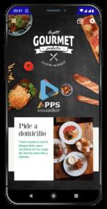 desarrollo de aplicaciones móviles agencia de restaurante